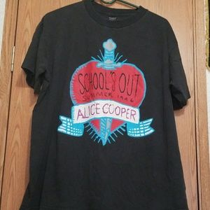 Vintage Alice Cooper shirt from 1996